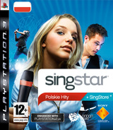 SingStar Polskie Hity PS3 cover (BCES00531)