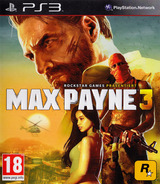 Max Payne 3 PS3 cover (BLES00942)