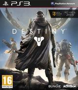 Destiny PS3 cover (BLES01857)