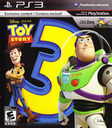 Toy Story 3 PS3 cover (BLUS30480)