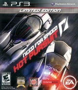 Need for Speed: Hot Pursuit PS3 cover (BLUS30566)