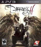 Darkness II (Limited Edition) PS3 cover (BLUS30743)