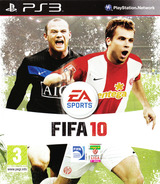 FIFA 10 PS3 cover (BLES00615)