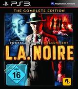 L.A. Noire: The Complete Edition PS3 cover (BLES01488)