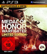 Medal of Honor Warfighter PS3 cover (BLES01636)