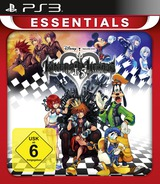Kingdom Hearts HD 1.5 ReMIX PS3 cover (BLES01897)