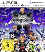 Kingdom Hearts HD 2.5 ReMIX PS3 cover (BLES02070)