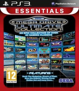 Sega Mega Drive: Ultimate Collection PS3 cover (BLES00475)