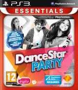DanceStar Party PS3 cover (BCES01361)