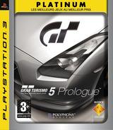 Gran Turismo 5: Prologue pochette PS3 (BCES00104)
