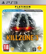 Killzone 3 pochette PS3 (BCES01007)