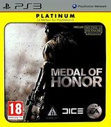 Medal of Honor pochette PS3 (BLES00860)