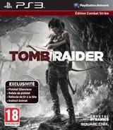 Tomb Raider pochette PS3 (BLES01780)