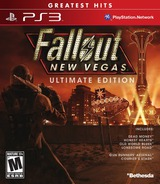 Fallout: New Vegas PS3 cover (BLUS30500)