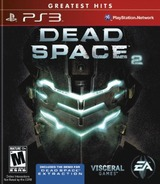 Dead Space 2 PS3 cover (BLUS30717)