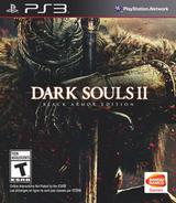 Dark Souls II PS3 cover (BLUS41045)