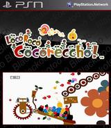 LocoRoco Cocoreccho! SEN cover (NPEA00036)