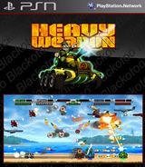 Heavy Weapon: Atomic Tank SEN cover (NPEA00130)