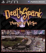 DeathSpank: Thongs of Virtue SEN cover (NPEB00291)