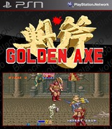 SEGA Vintage Collection: Golden Axe SEN cover (NPEB00509)