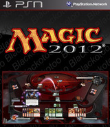 Magic: The Gathering - Duels of the Planeswalkers 2012 SEN cover (NPEB00515)