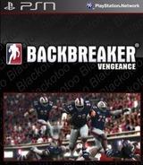 Backbreaker Vengeance SEN cover (NPEB00592)