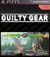 Guilty Gear SEN cover (NPEF00060)