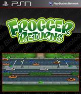 Frogger Returns SEN cover (NPJB00041)