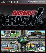 Burnout CRASH! SEN cover (NPJB00139)