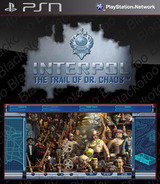 Interpol: The Trail of Dr. Chaos SEN cover (NPUB30100)