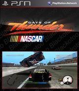 Days of Thunder: NASCAR Edition SEN cover (NPUB30140)
