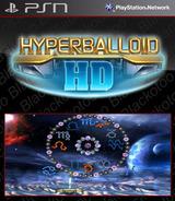Hyperballoid HD SEN cover (NPUB30189)