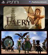 Faery: Legends of Avalon SEN cover (NPUB30250)