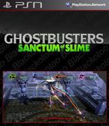 Ghostbusters: Sanctum of Slime SEN cover (NPUB30365)