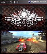 Armageddon Riders SEN cover (NPUB30510)