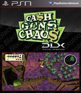 Cash, Guns and Chaos DLX SEN cover (NPUB90001)