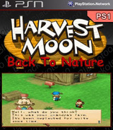 NPUJ01115 - Harvest Moon: Back to Nature