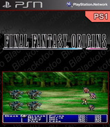 Final Fantasy Origins SEN cover (NPUJ01541)