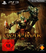God of War III PS3 cover (BCES00516)
