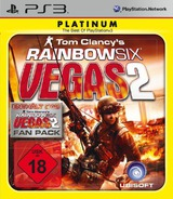 Tom Clancy's Rainbow Six Vegas 2 (Complete Edition) PS3 cover (BLES00755)