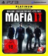 Mafia II PS3 cover (BLES01166)