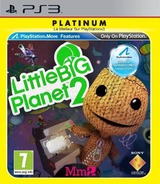 LittleBigPlanet 2 pochette PS3 (BCES00850)