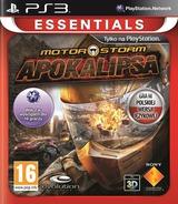 MotorStorm Apocalypse PS3 cover (BCES01104)