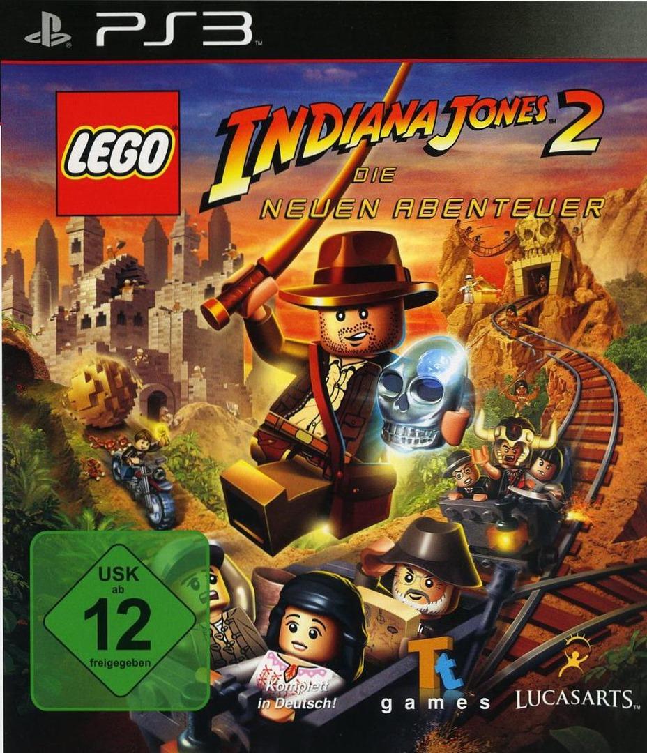 LEGO Indiana Jones 2: Die Neuen Abenteuer PS3 coverHQ (BLES00763)