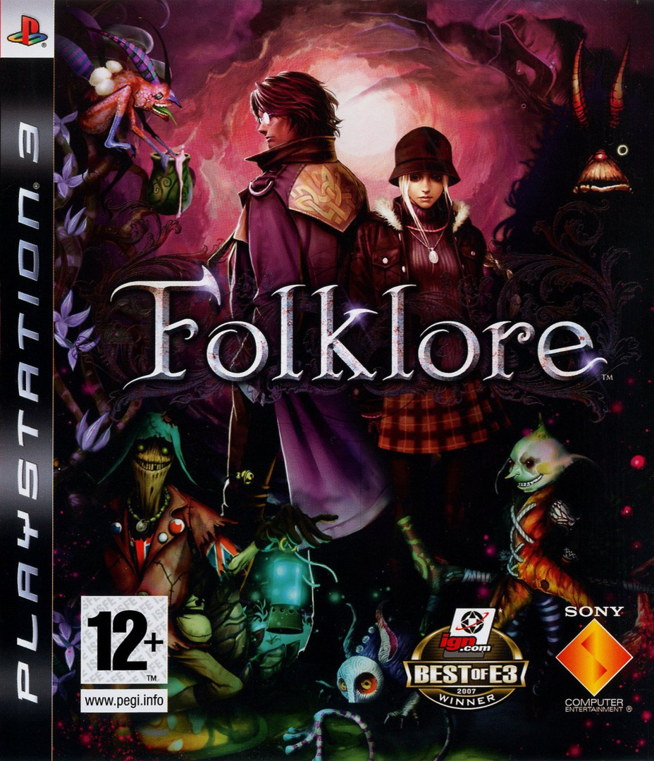 Folklore PS3 coverHQ (BCES00050)
