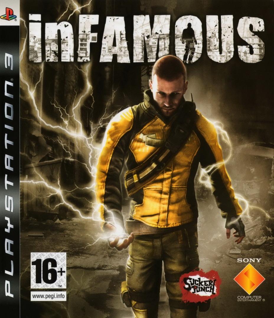 inFamous PS3 coverHQ (BCES00220)