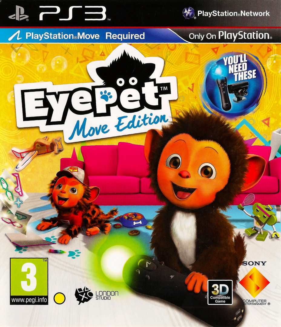 EyePet Move Edition PS3 coverHQ (BCES00864)