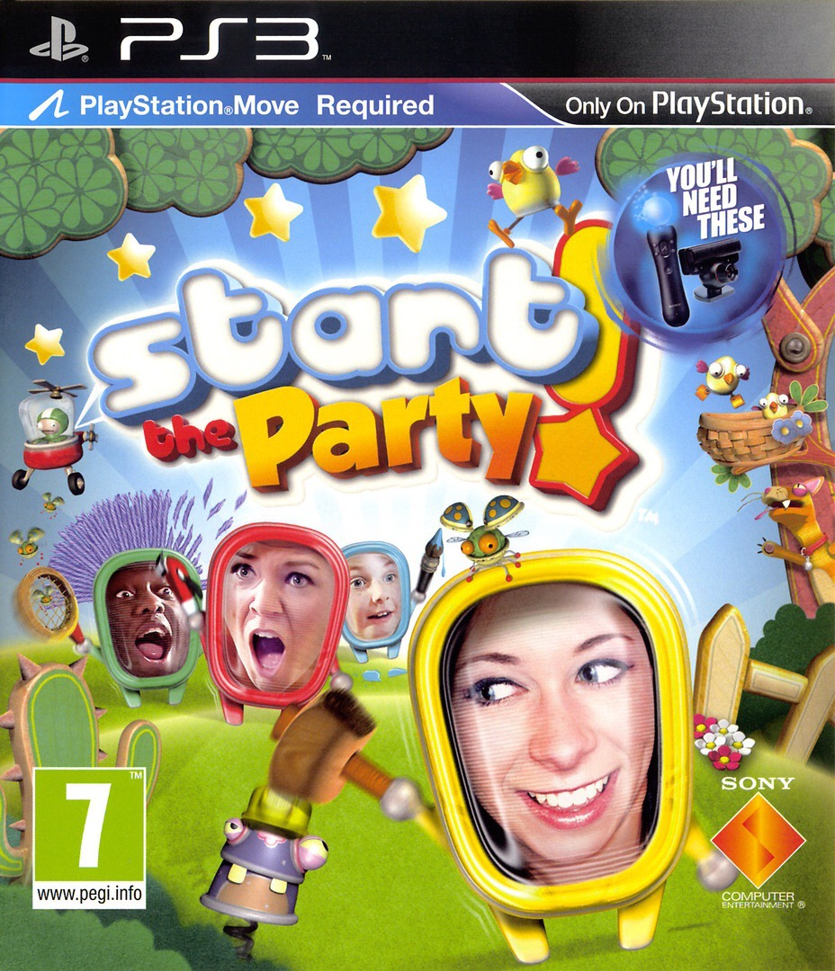 Start the Party PS3 coverHQ (BCES01111)