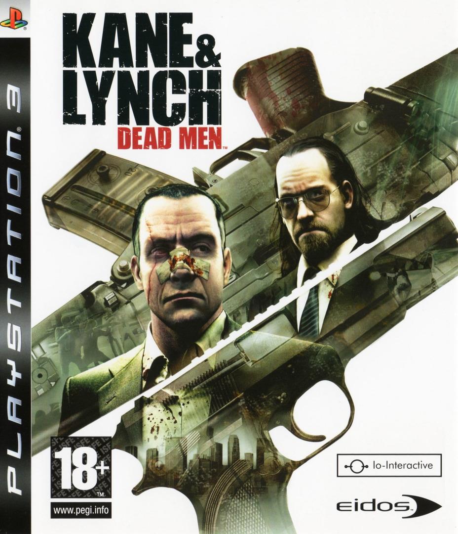 Kane & Lynch: Dead Men PS3 coverHQ (BLES00167)