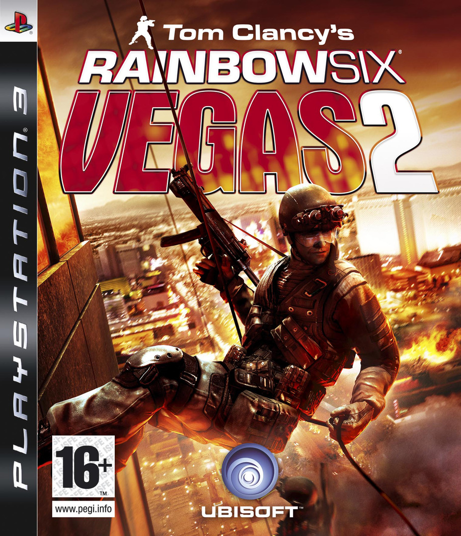 Tom Clancy's Rainbow Six: Vegas 2 PS3 coverHQ (BLES00237)